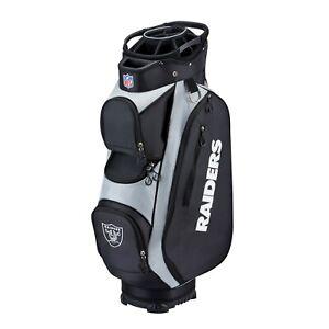 Wilson Staff - All New NFL Cart Golf Bag - Las Vegas Raiders - 2021