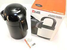 A.K. Das Black Carafe 1.9 L Thermal Pump Coffee Tea Hot Water Beverage Server Ak