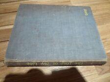 Nicholas Bentley-The Time of My Life 1st ed 1937-pub Michael Joseph-drawings-Bio