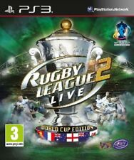 Rugby League Live 2 Sony PlayStation 3 Ps3