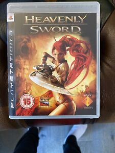 Heavenly Sword for Sony PS3 UK PAL Region 2 no book  Very Good PlayStation 3