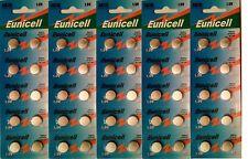 ENVOI AVEC SUIVI - Eunicell 50 Piles AG10 LR54  D389 D39 SR1131 SR54 SR1130SW