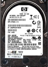 FOR DATA RECOVERY HP DG0146BAQPP PN: 512116-001 FW: HPD2 SAS BAD SECTOR 6421