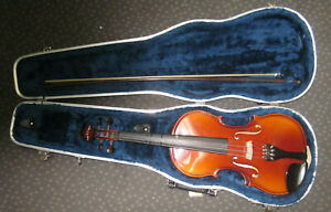 KNILLING VIOLIN 4KF BUCHAREST MADE IN ROMANIA FULL SIZE 4/4