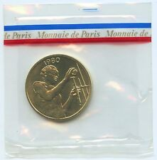 Africa West 25 Francs Test 1980 3,000 Copies Km E9