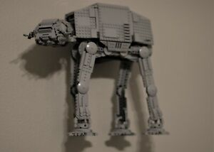 Ultimate Display Solutions wall mount display for Lego 75288 AT-AT