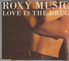 Roxy Music-Love Is the Drug, CD-Maxi