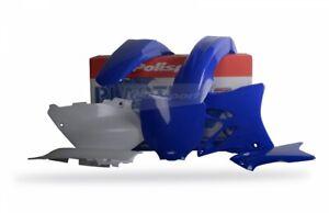 Polisport Plastic Kit Set Blue Complete Yamaha WR250F WR450F 2007-2009 11-13