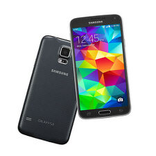 5.1'' Samsung Galaxy S5 G900F - 4G LTE Android Mobile Phone - Charcoal Black
