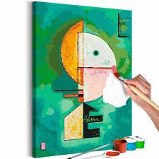 Malen nach Zahlen Erwachsene Wandbild Malset mit Pinsel Malvorlagen n-A-1467-d-a