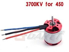 F11113 1 piece gartt mt-011 3700kv 330w brushless DC motor for 450 RC Toy Heli