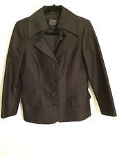 Petite 10 Black Blazer NWT $319 Formal Evening Jacket Dana Buchman