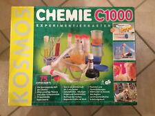 Kosmos Chemie C1000 Experimentierkasten mit 75 Expermienten