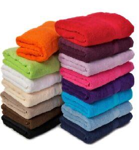Multi Pack Premium 100% Egyptian Cotton Luxury Super Soft Face Hand Guest Towels