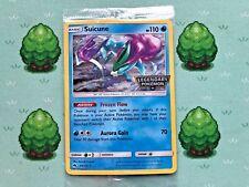Pokemon - Suicune - 59/214 - Promo - Waterstones Exclusive - SM Lost Thunder