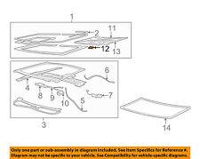 GM OEM Sunroof-Handle 22597371