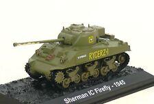 Amercom 1:72 M4 Sherman Firefly Polish Army 2nd Warsaw Arm Div Rycerz I  ACBG10