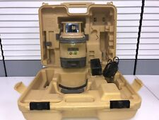 Topcon RL-H3C Laser Level In Working Condition.