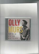 Olly Murs- Never Been Better *  (CD, Mar-2015, Columbia (USA))