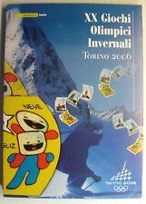 "2005 Italia  Folder    ""Giochi Olimpici Torino 2006 """