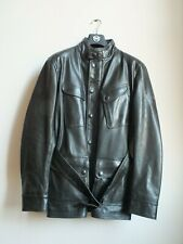 *** MATCHLESS DONNINGTON JACKET, Antique Black, SRP £1,095, New With Tags ***