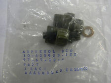 New  Amphenol Cable Clamp Strain Relief 97-67-12-4 10SL/12/12S  J3