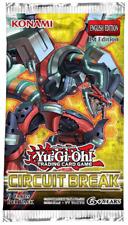 Konami Yu-Gi-Oh! Circuit Break Booster Pack (Sealed)