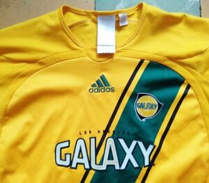 L.A. Galaxy jersey shirt soccer 2006 MLS season