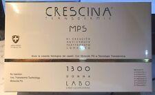 Crescina Transdermic MPS 1300 DONNA 40 fiale Trattamento Completo -PREZZO+BASSO-