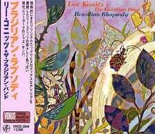 Brazilian Rhapsody by Lee Konitz (CD, Feb-2012, Venus Jazz Japan) Import