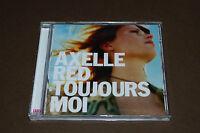 "CD AXELLE RED ""TOUJOURS MOI"" 11 TITRES / VIRGIN, 1999 - TRÈS BON ÉTAT"