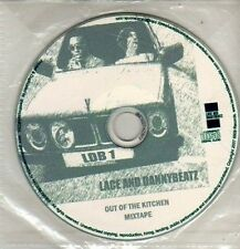 (CM757) Lace And Dannybeatz, Out Of The Kitchen Mixtape - 2007 DJ CD