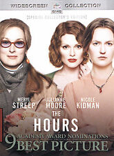 The Hours DVD Meryl Streep Julianne Moore Nicole Kidman