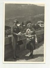 91605 FOTOGRAFIA FOTO ORIGINALE BORMIO  1960