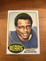 1976 Topps WALTER PAYTON #148 Chicago Bears Reprint Rookie Card MINT HOF RC