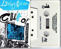 Living Colour Cult Of Personality 1989 Cassette Tape Single Pop Dance Rock