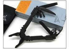 Pince Gerber Multi-Plier 600 Blunt Nose Black MULTI-TOOL Plier Made USA G7520