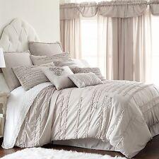 Collette Linen 24-piece Comforter Set King Size