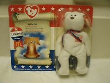 Mc Donald's Ty Beanie Babies (2000). Several Available! LIBEARTY THE BEAR!
