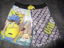 Boy's size 12 Minions board  shorts