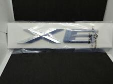Stemma portellone  scritta badge posteriore bmw nuovo cofano   x6 x 6