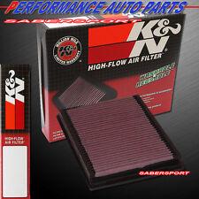 K&N 33-2231 OE PANEL AIR INTAKE FILTER 99-05 BMW E46 323I 325I 328I 330I M3 X3