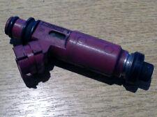 Fuel injector, Mazda MX-5 1.8 mk2 MX5, 98-00, BP4W13250, pink, 240cc, BP4W, USED