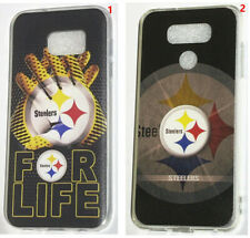 New Pittsburgh Steelers Soft TPU Phone Case Cover For LG /  iPhone / Samsung