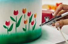 Cake Air Brush Decorating Machine 18 Psi Birthday Cake Airburshing Kit Coloring