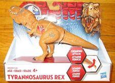 "Jurassic World Tyrannosaurus Rex 8"" Dinosaur Bashers & Biters Jurassic Park 4"