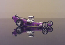 HOT WHEELS Purple Gang Dragster NHRA Mint