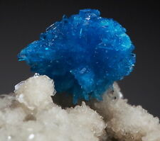 PENTAGONITE electric blue NICE SPECIMEN India RARE !! /ac591