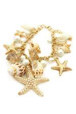 Estilo del oceano Multi estrellas de mar Estrella de mar Caracola marina Co M4K6