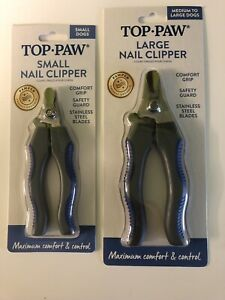 Top Paw New Small or Large Nail Clipper